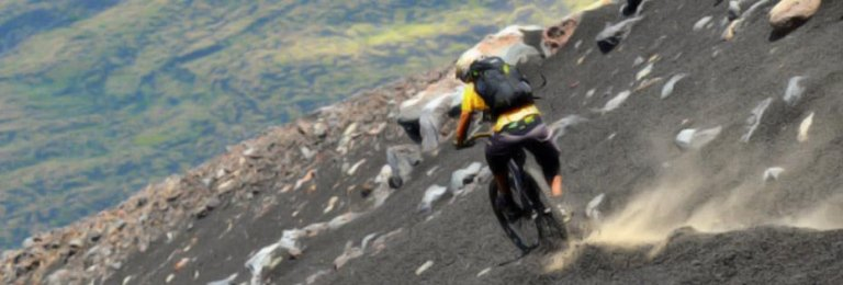 Biking sull'Etna