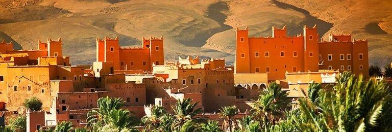 Turismo a Marocco