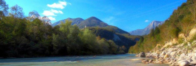 fiume Isonzo turismo