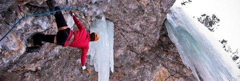 Climbing in Italia