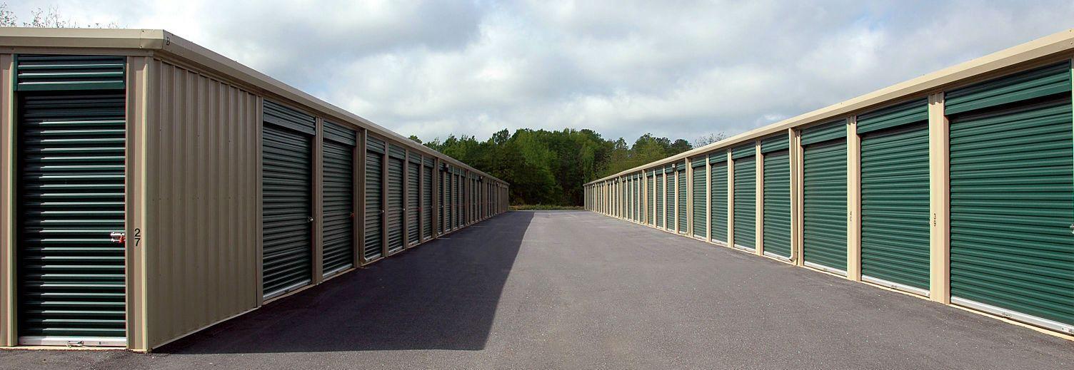 Self-storage in Warkworth