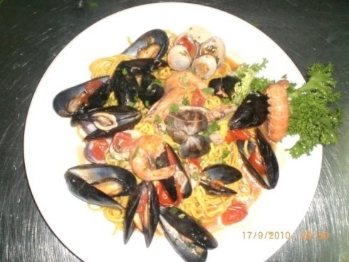 primi di pesce, spaghetti di mare, spaghetti di pesce
