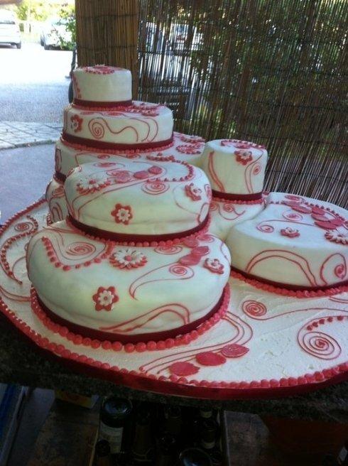 torte glassate, torte farcite, torte di qualità