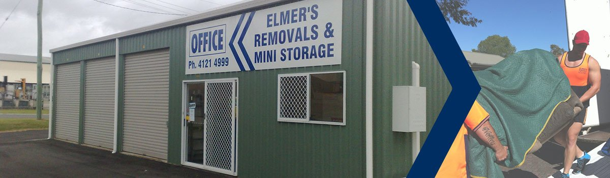 elmers removals and storage storage unit