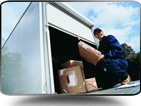 Package courier