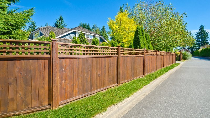 Fences for homes