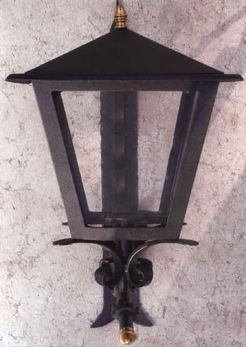 lanterna triangolare