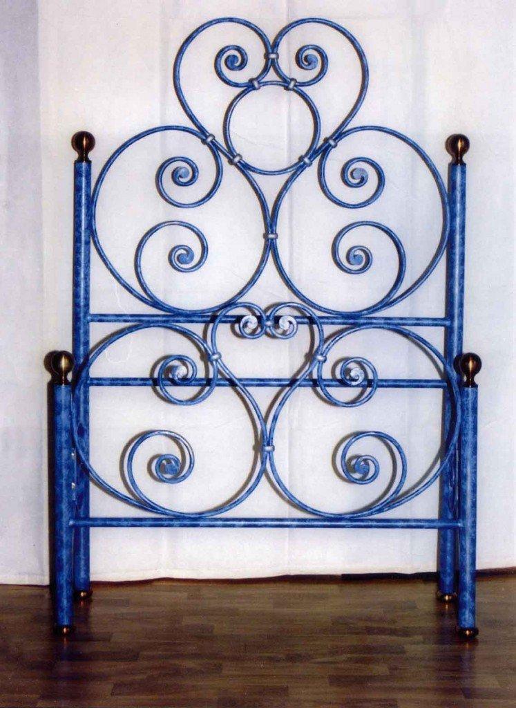 disegno di una recinzione di un letto