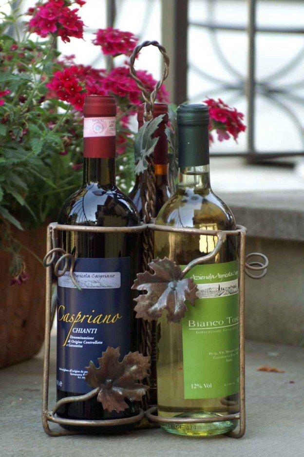porta bottiglie di vini