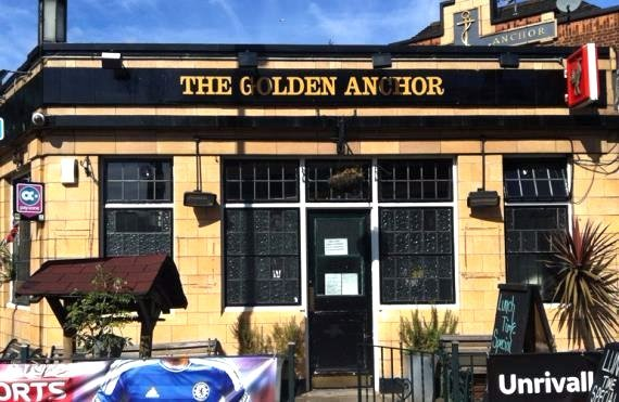 Golden Anchor restaurant