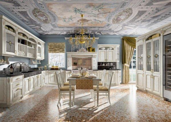 Cucina classica Gold Elite