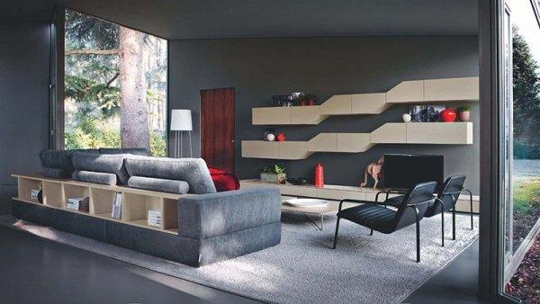 Arredamento soggiorno milano marzorati home design for Arredamento gratis milano