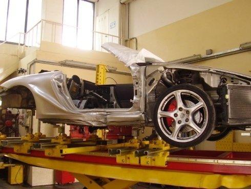Assistenza meccanica auto epoca