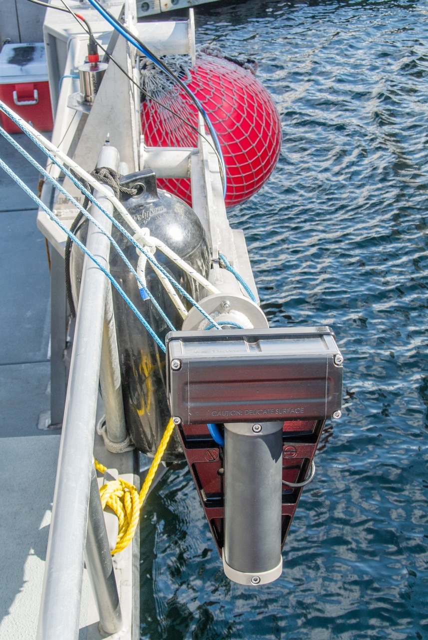 offshore geophysical and seafloor mapping service in Alaska