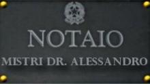 Notaio Mistri dr. Alessandro