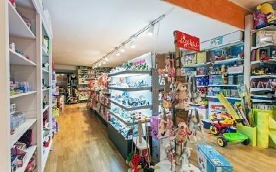 Rastelli Store giocheria a Perugia