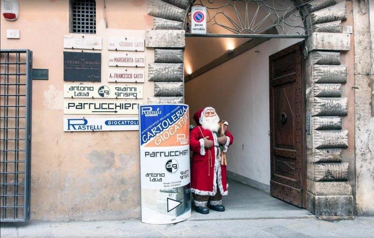 Negozio di giocattoli a Perugia