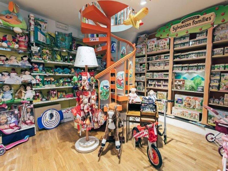 Rastelli Store in corso Vannucci 63 a Perugia