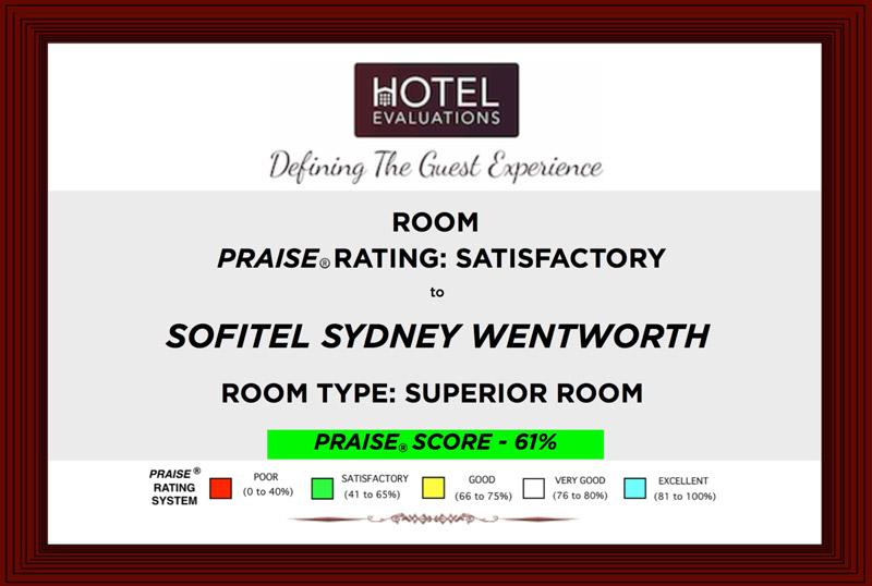 Superior room score