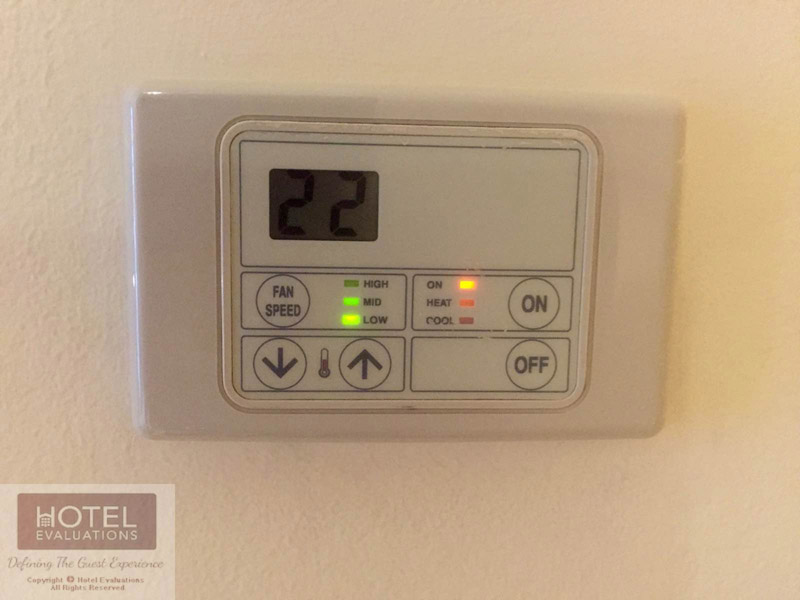 Sofitel Sydney Wentworth - Superior Room Air-conditioning Control