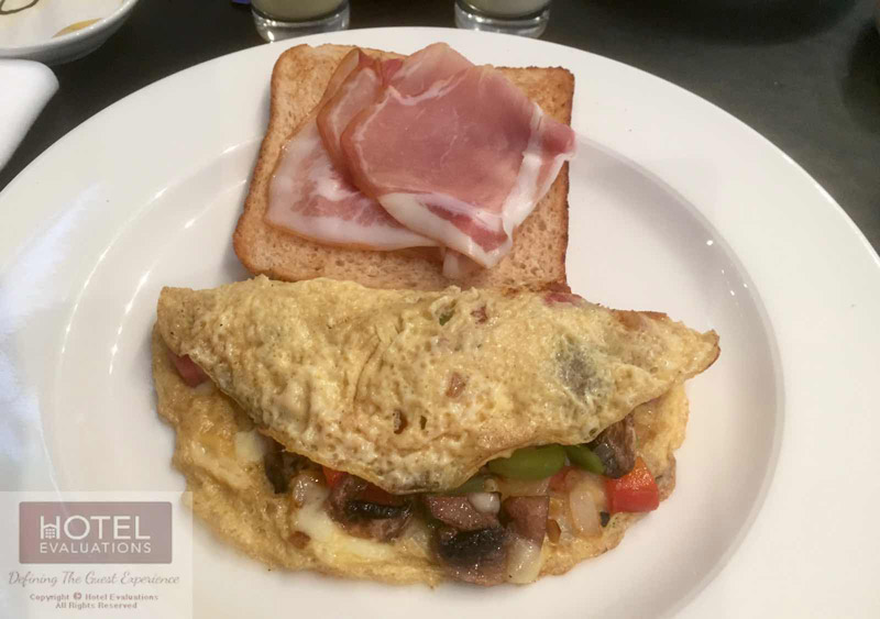 Sofitel Sydney Wentworth - Garden Court Restaurant - Buffet Breakfast