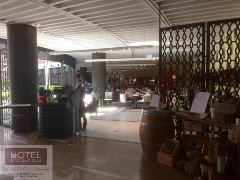 Sofitel Sydney Wentworth - Garden Court Restaurant