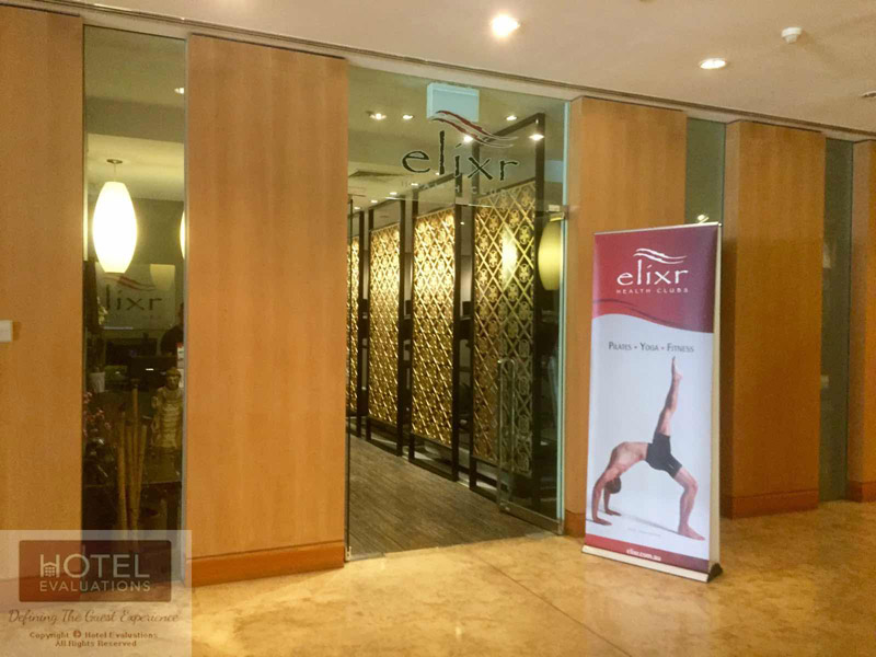 Sofitel Sydney Wentworth - Elixr Health Club