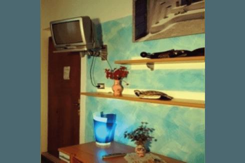 Tutte le nostre camere hanno tv in camera