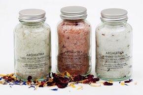 Aromatika bath salts
