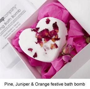 Bath bomb - Shaldon, Devon - The Beauty Hut - Bride