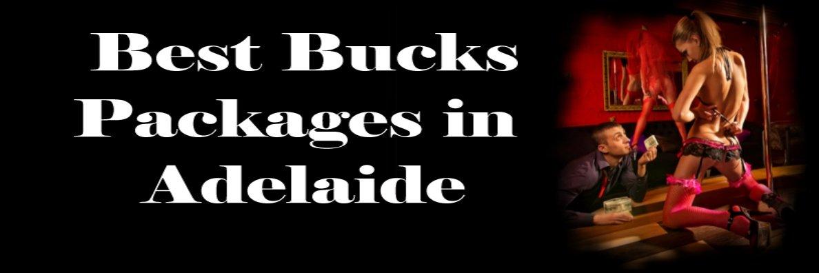 Bucks show packages Pole Position Adelaide fun strip club