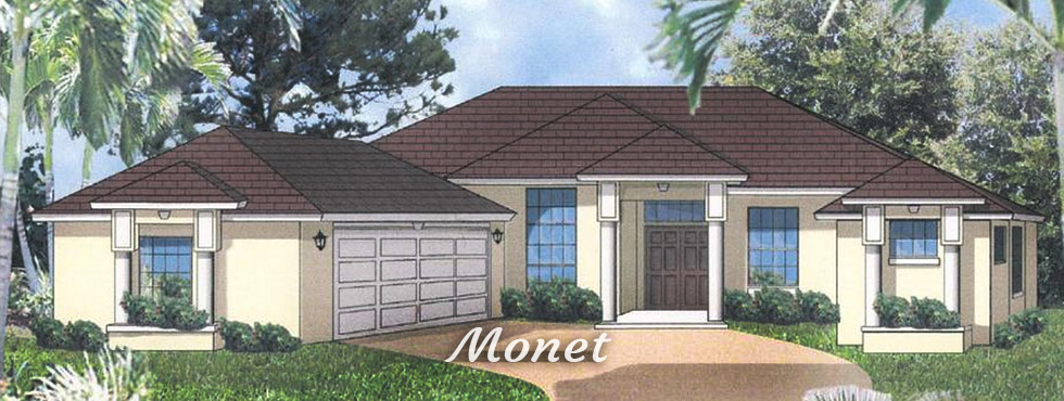 New Home Builders South Gulf Cove FL
