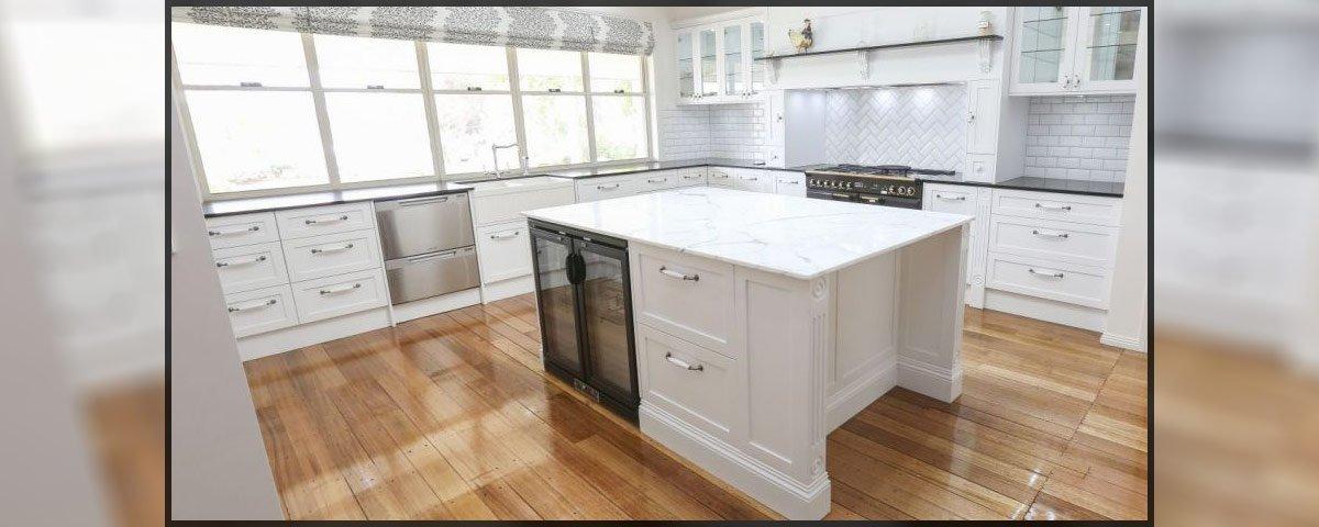 custom solutions kitchen interior