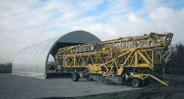 tunnel per agricoltura