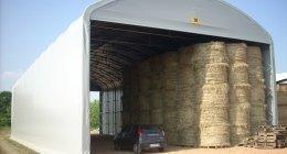 strutture a gamba dritta, capannoni da magazzino