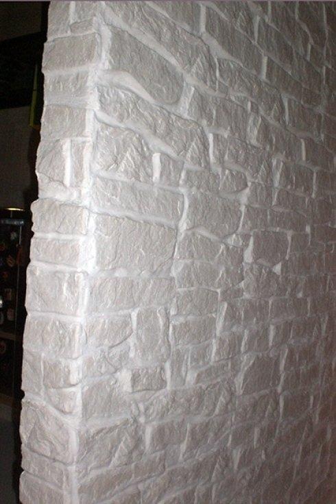 parete in pietra