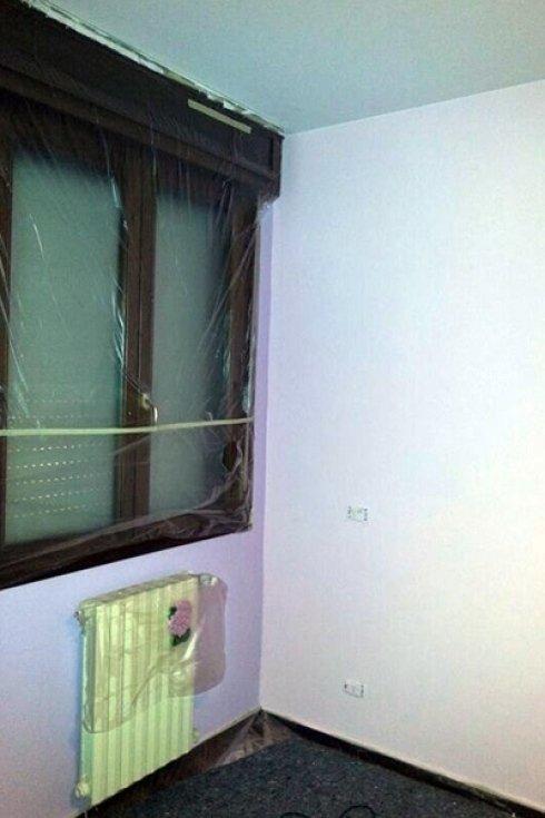 copertura degli interni prima della tinteggiatura