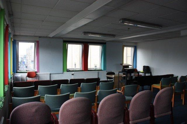 Explore lifelong learning 2016 Green Room adult education