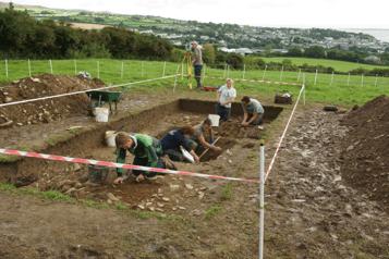 Explore Lifelong Learning 2017 BSG excavation adult education