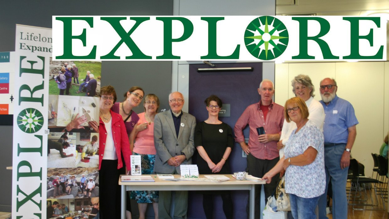 Explore Lifelong Learning 2016 taster event adult education