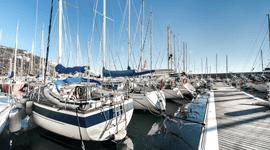 servizi portuali per imbarcazioni