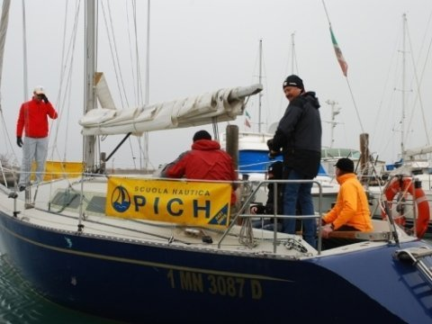 lezioni barca a vela