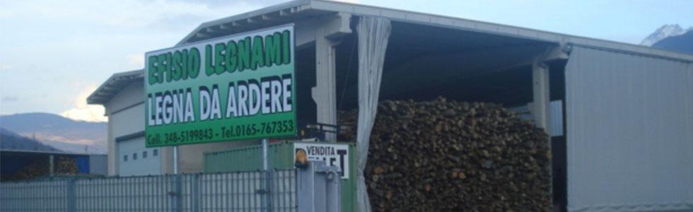 Pellet e legna da Ardere Aosta