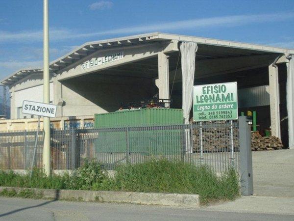 Efisio legnami Aosta