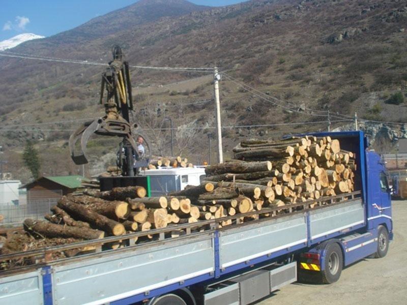 Vendita legna da ardere Efisio legnami