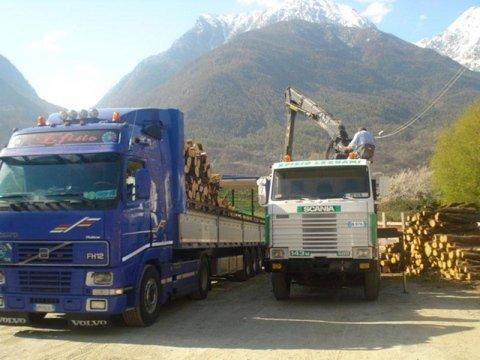 Vendita Legna da Ardere Aosta
