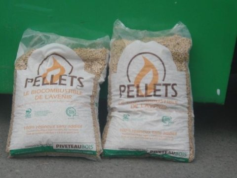 vendita pellets Aosta