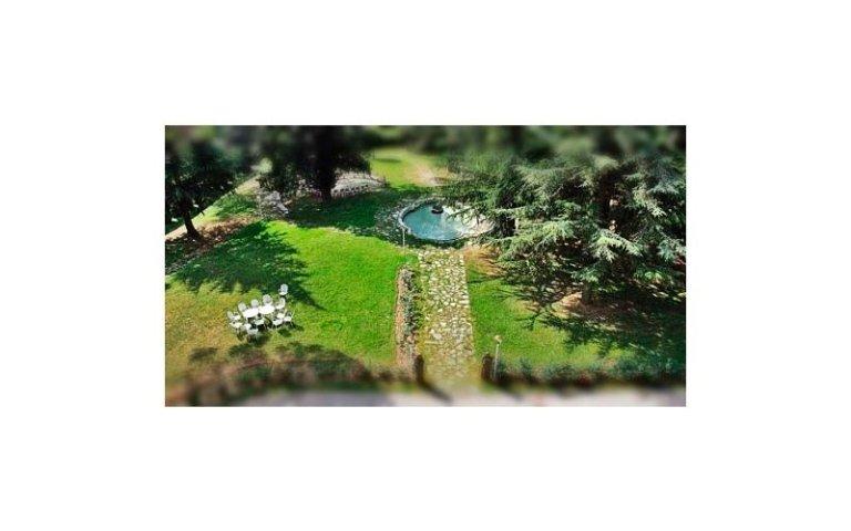 giardino villa soligo