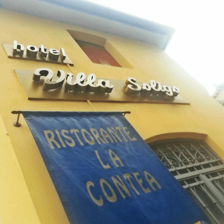 Ingresso Villa Soligo