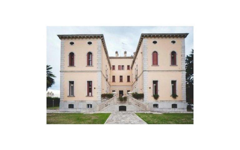 villa soligo facciata esterna